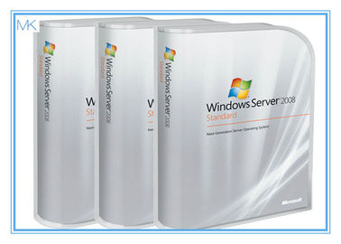 Microsoft Windows-Software, Echte Vensterserver 2008 standard 32 & met 64 bits