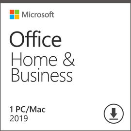 1 computerhuis en Zaken MS Office 2019 met Word/Excel/Power Point